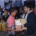 SLO® Hosts Food Drive Campaign at ISC-Erbil