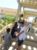 SLO® Prefects at ISC-Erbil Welcome Students Back to School
