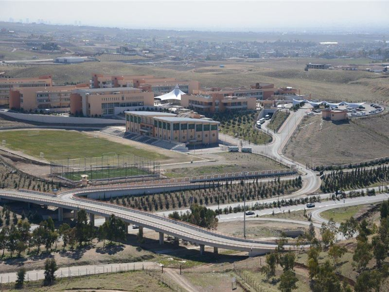 ISC-Erbil Campus 2012