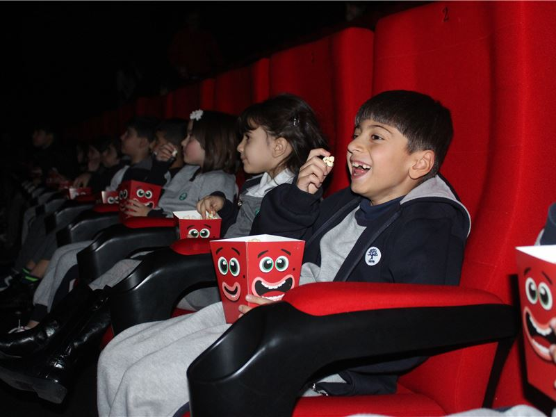 Cinema Trip - KG to Gr. 1