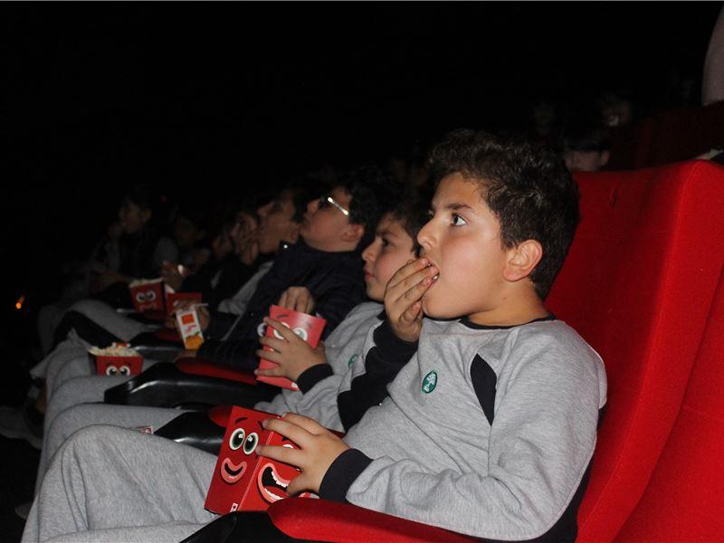Cinema Trip Grade 6