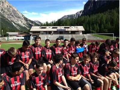 AC Milan Training Camp